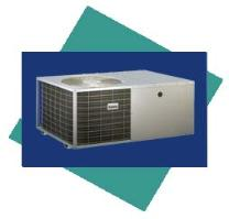 Self Contained Air Conditioners and Heat Pumps in stock at all times